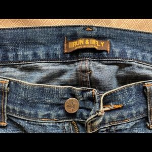 Jeans - 🔥 REAL bell bottom jeans made in England